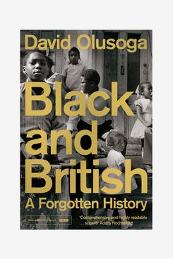 """Black and British: A Forgotten History,"" by David Olusoga"
