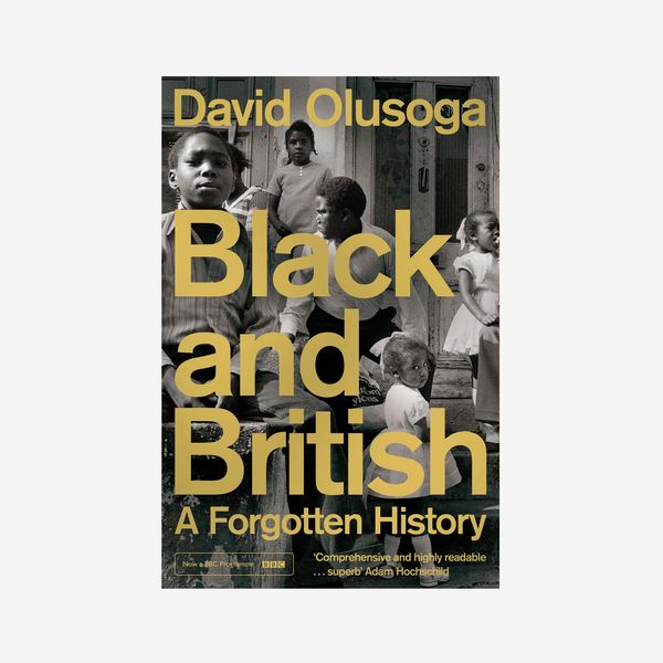 """Black and British: A Forgotten History,"" by David Olusoga"
