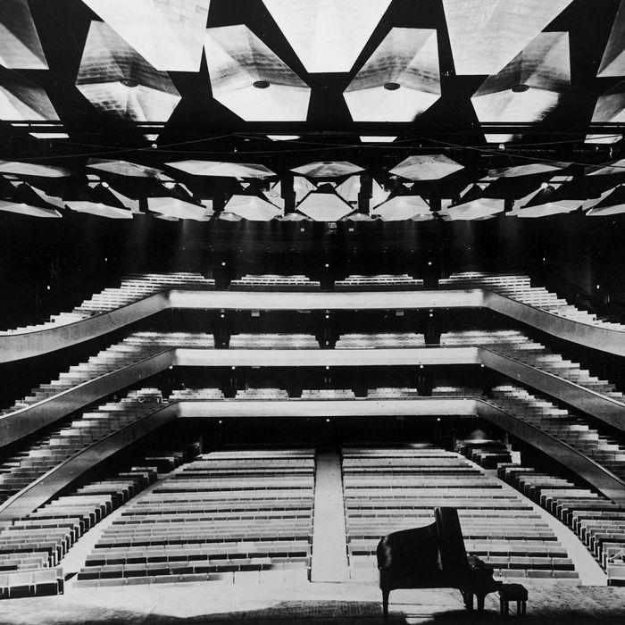 Lincoln Center Philharmonic Hall