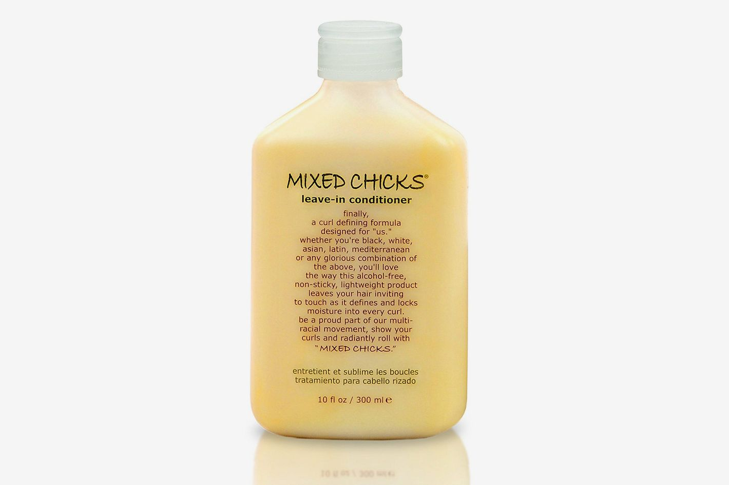 Mixed Chicks Curl Defining & Frizz Eliminating Leave-In Conditioner