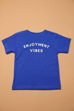 Colour Celebrations Enjoyment Vibes Kids' T-shirt