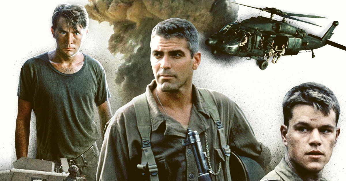 The 50 Best War Movies Ever Made