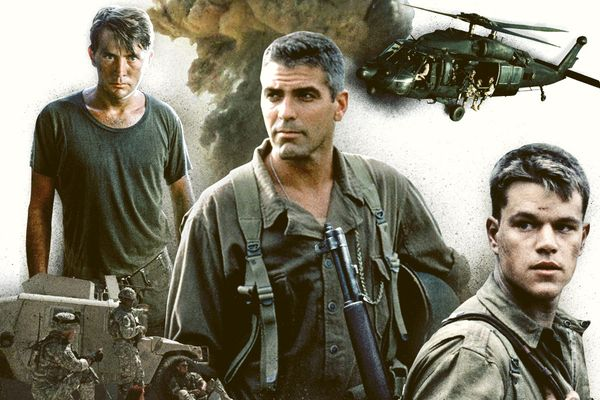The 50 Greatest War Movies Ever Made