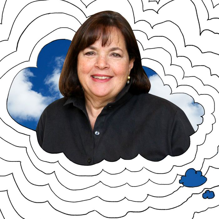 Ask Ina Garten: I Think About Ina Garten Saying 'Store-Bought Is Fine' A Lot