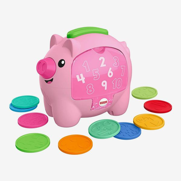 Fisher-Price Laugh & Learn Count & Rumble Piggy Bank