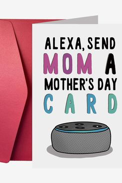 Alexa Mother's Day Card