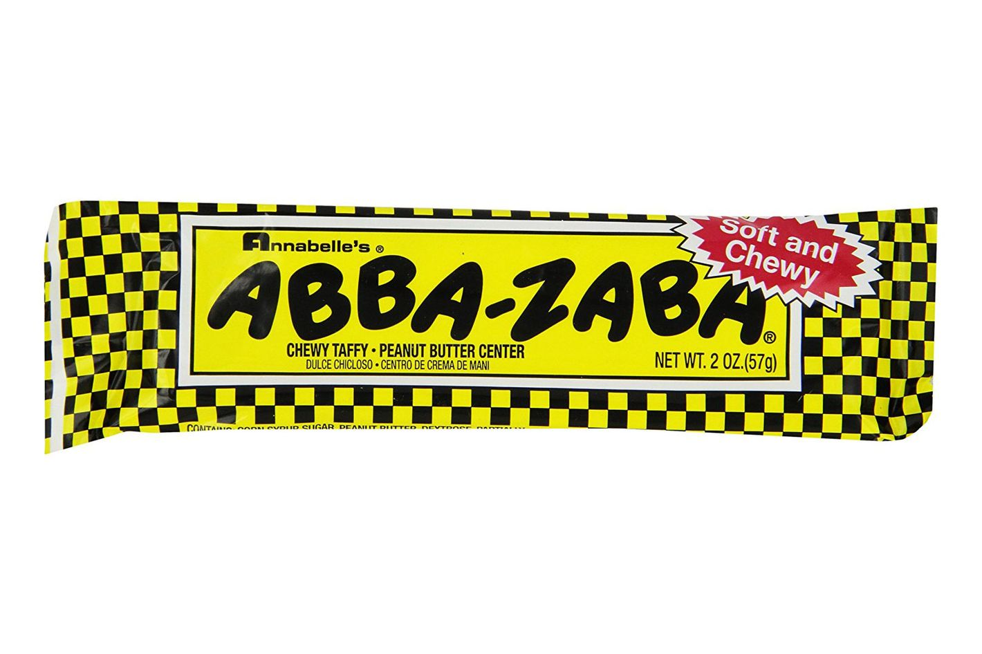 Abba Zaba Bars, 2-Ounce Bars (Pack of 24)