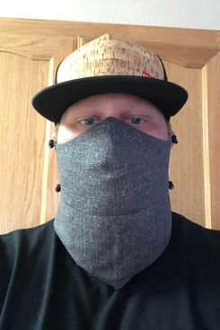 Unhinged Labs Beard Face Mask