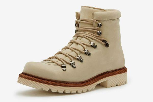 Frye Woodson Suede Hiker Boot