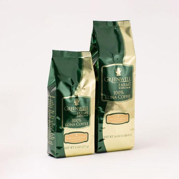 Greenwell Farms Kona Coffee Medium Roast