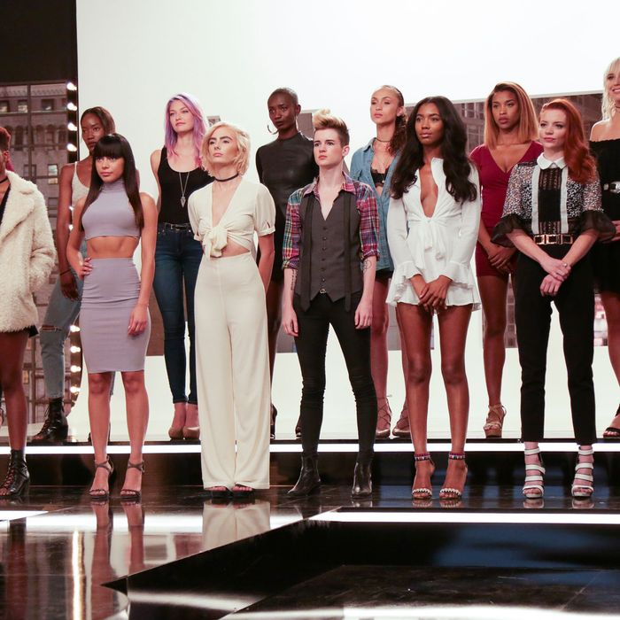 Americas Next Top Model Recap Total Knockout