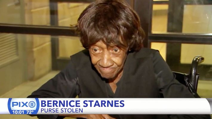 86-Year-Old Woman Hilariously Roasts Woman Who Stole Purse
