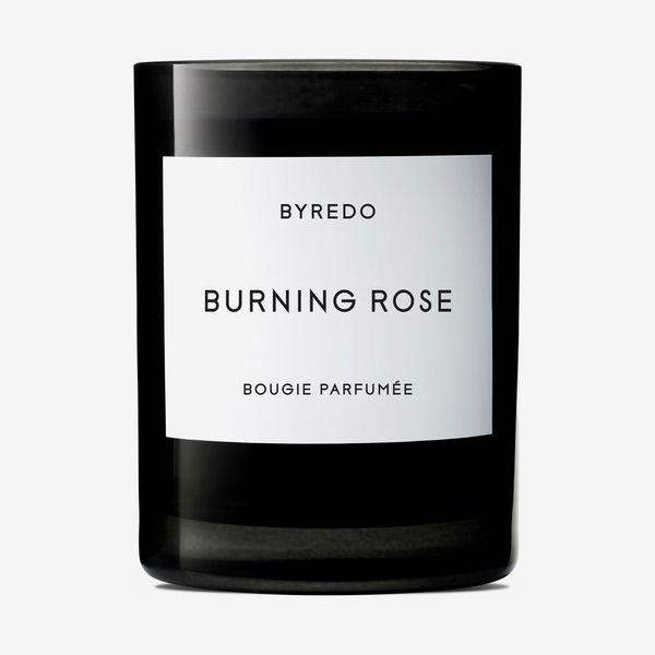 Byredo Burning Rose Candle, 8.5 Oz.