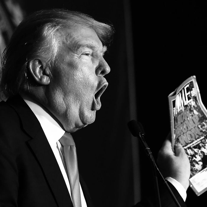 Donald Trump Time Magazine
