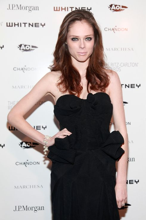 NEW YORK, NY - OCTOBER 05:  Coco Rocha attends the 2011 Whitney Museum of American Art Studio Party at Hudson River Park's Pier 57 on October 5, 2011 in New York City.  (Photo by Astrid Stawiarz/Getty Images)