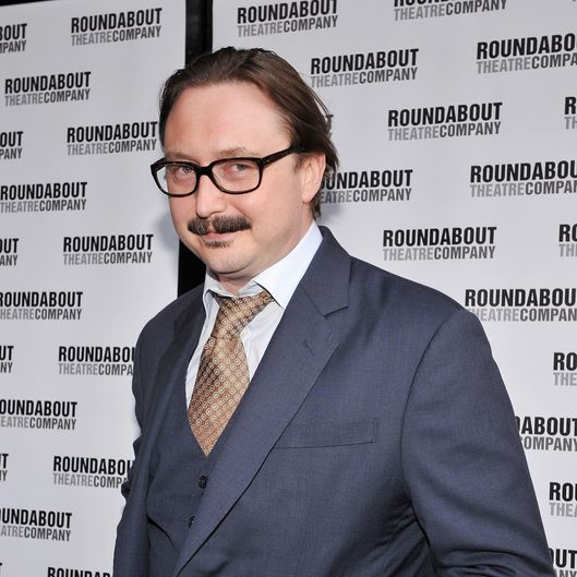 "Actor John Hodgman attends ""Harvey"" Broadway Opening Night Performance  at Roundabout Theatre Company's Studio 54"