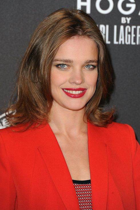 PARIS, FRANCE - MARCH 04:  Natalia Vodianova attends the Hogan by Karl Lagerfeld cocktail party during Paris Fashion Week Fall/Winter 2012 on March 4, 2011 in Paris, France.  (Photo by Pascal Le Segretain/Getty Images)