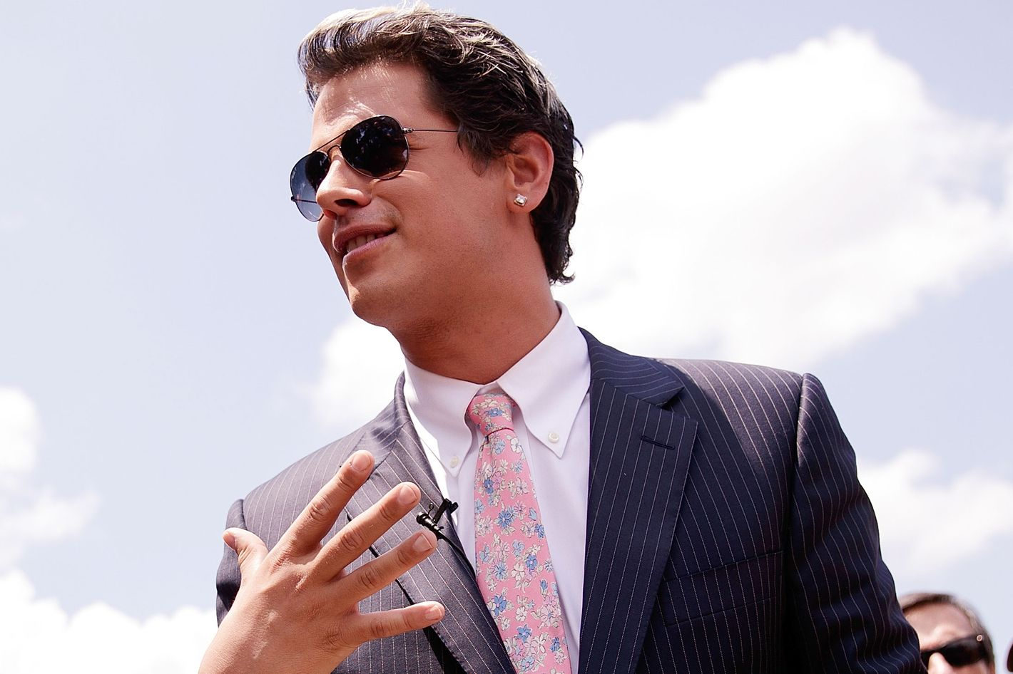 Milo Yiannopoulos Isn't a Free-Speech Martyr