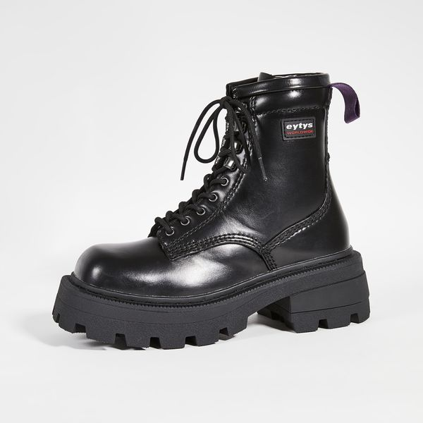 Eytys Michigan Leather Boots