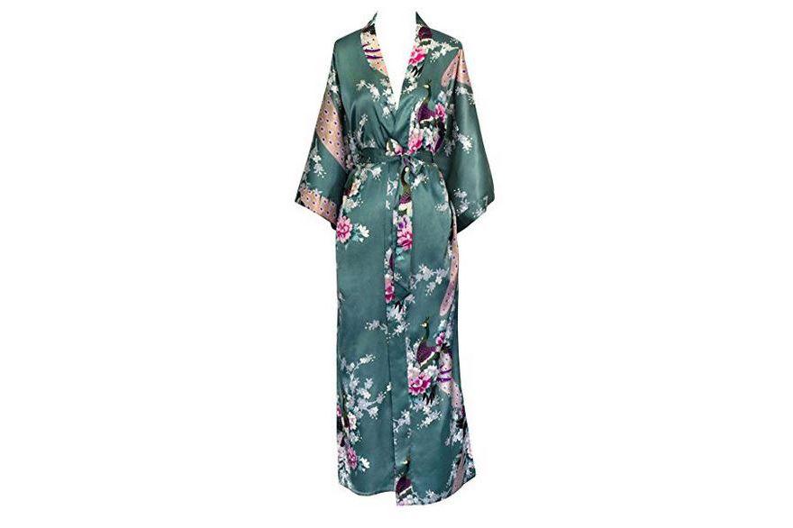 Old Shanghai Long Robe
