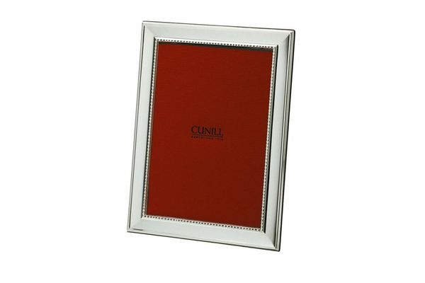 Cunill Silver Frame