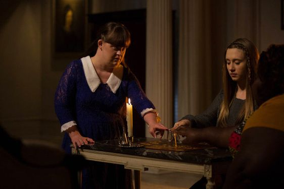 AMERICAN HORROR STORY: COVEN The Axeman Cometh