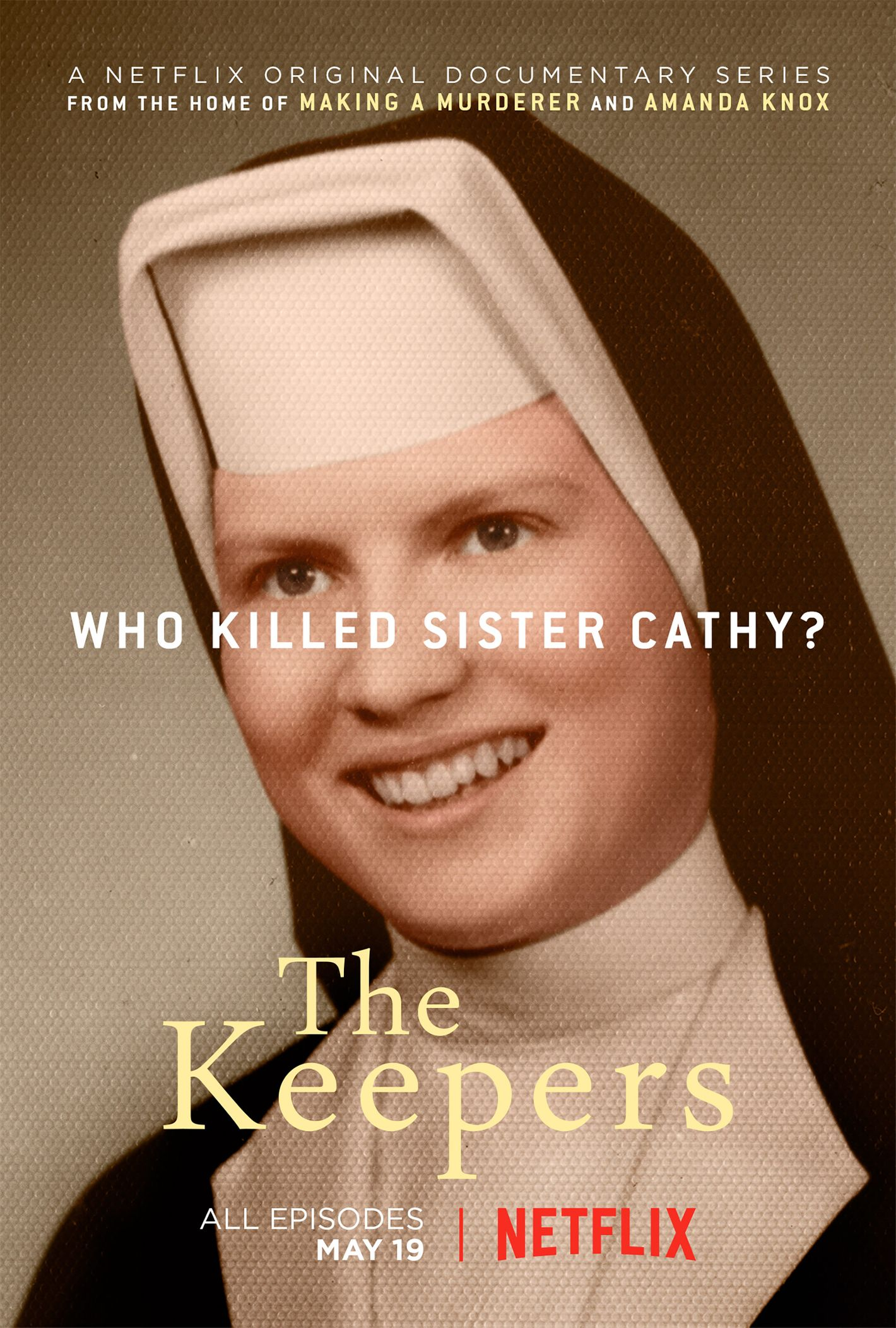 netflix's the keepers takes on abuse in the catholic church