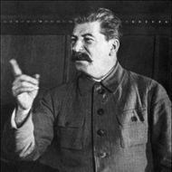 Joesph Stalin: not a CB3 member.