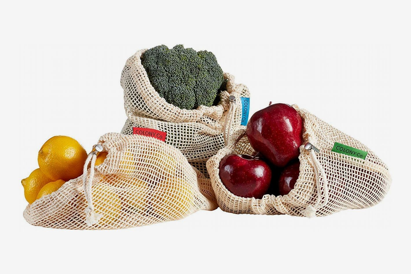 Colony Co. Reusable Produce Bags