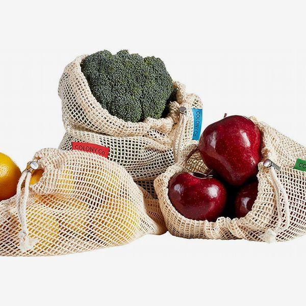 Colony Co. Reusable Produce Bags