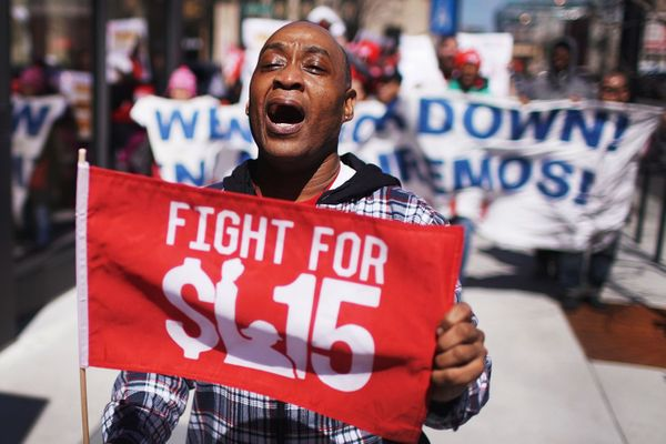 A $15 Minimum Wage Would Raise Pay for 27 Million, CBO Finds