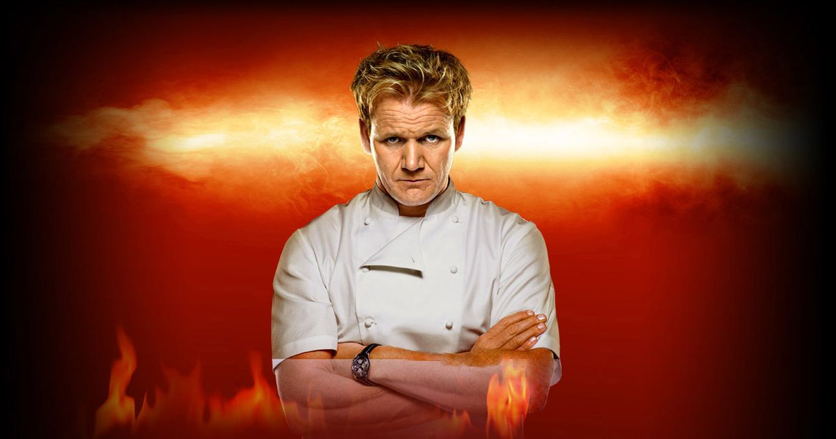 Hell S Kitchen Tv Show Menu