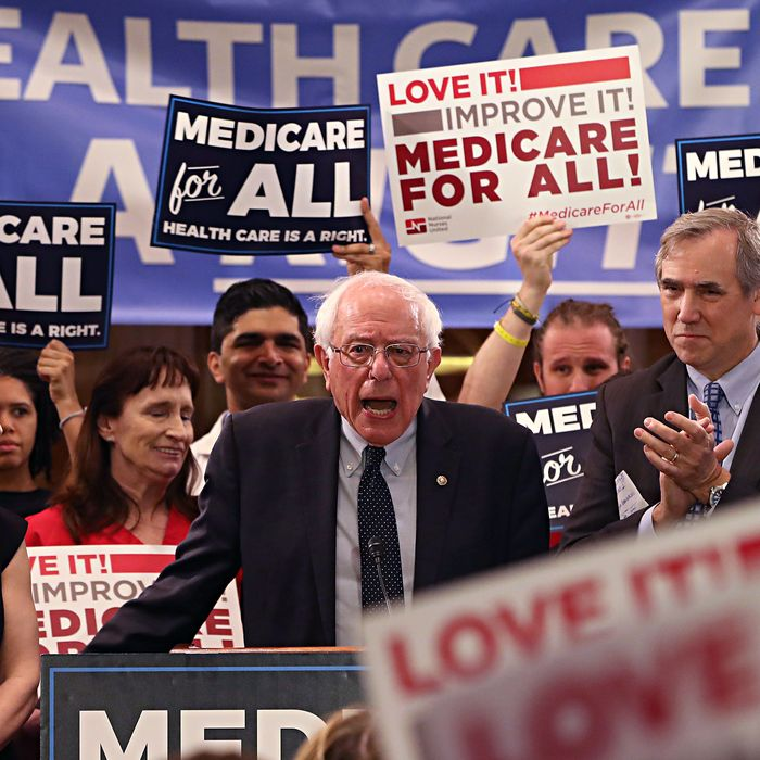 Bernie Sanders Can Set Himself Apart On Medicare For All