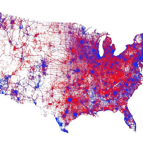 A New 2016 Election Voting Map Promotes Subtlety