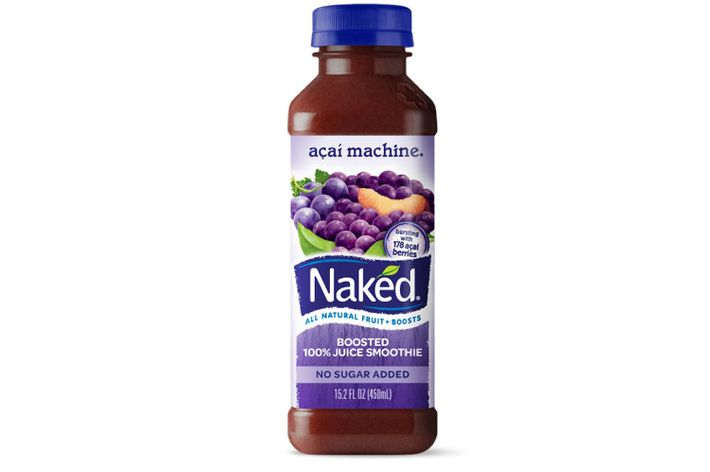 Unnaturally Naked.