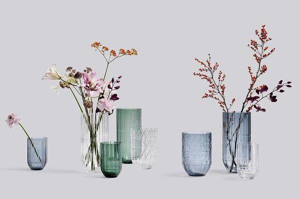 HAY Medium Color Vase