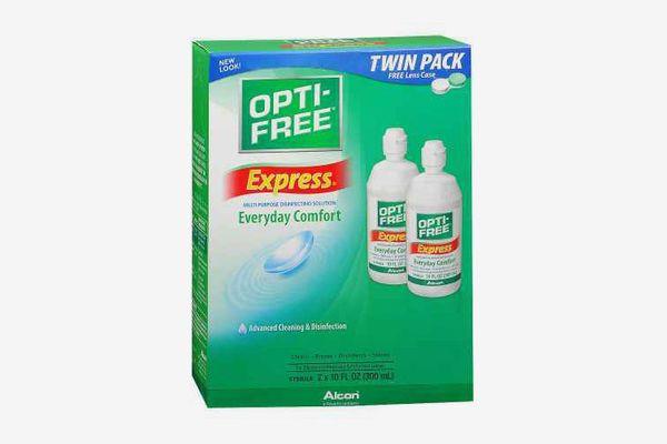 Opti-Free Express Everyday Comfort Multi-Purpose Disinfecting Solution