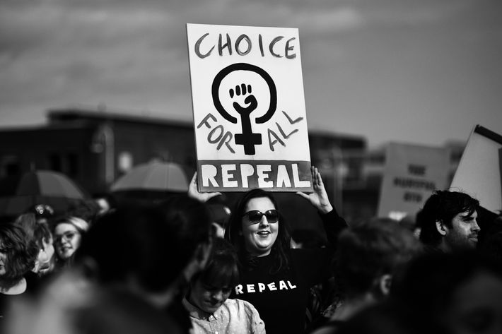 Ireland abortion vote