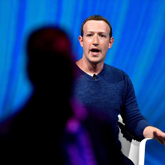 Mark Zuckerberg Declared Facebook At War