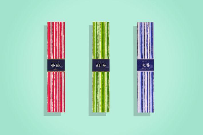 Best Japanese incense Nippon Kodo