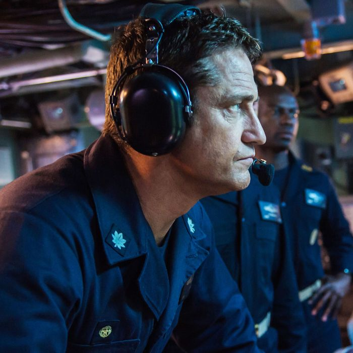 The Sub Thriller Hunter Killer Is A Satisfyingly Cliched Throwback To Simpler Times
