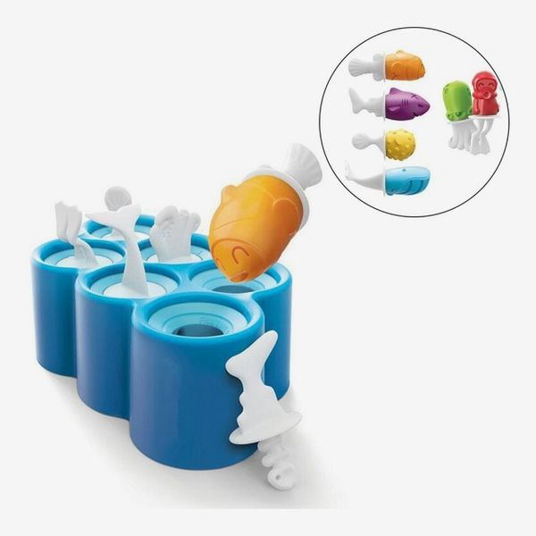 Zoku Fish Pop Moulds