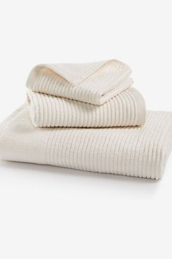 Martha Stewart Collection Quick Dry Reversible Bath Towel, Created for Macy's