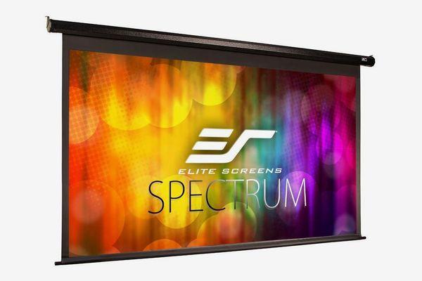 Elite Screens Spectrum Electric Motorized Projector Screen
