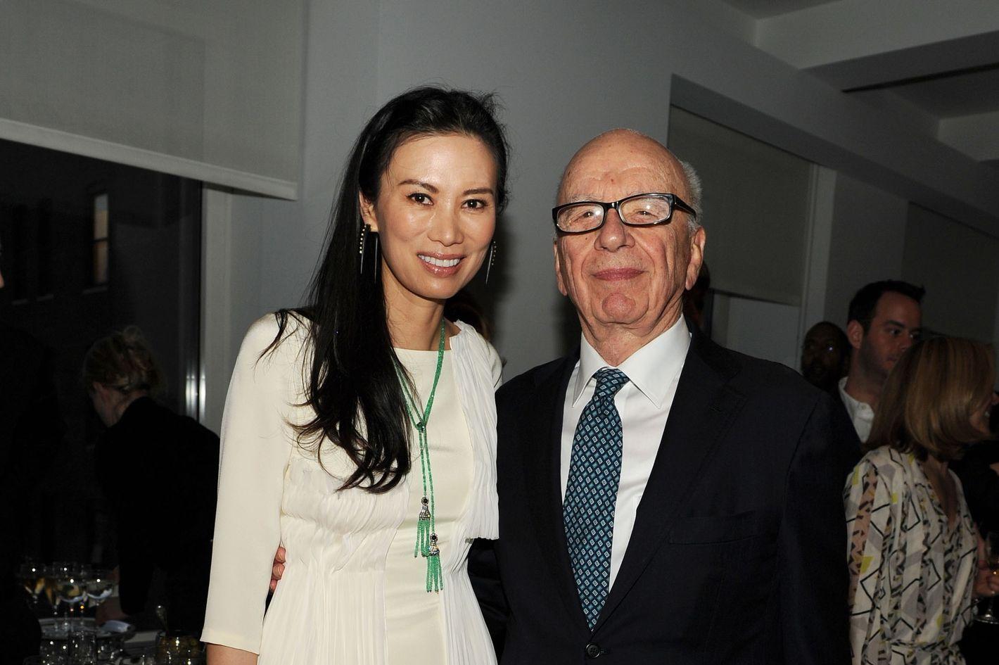 Wendi Deng Murdoch Nude Photos 19