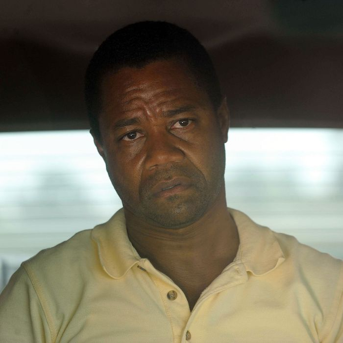 THE PEOPLE v. O.J. SIMPSON: AMERICAN CRIME STORY