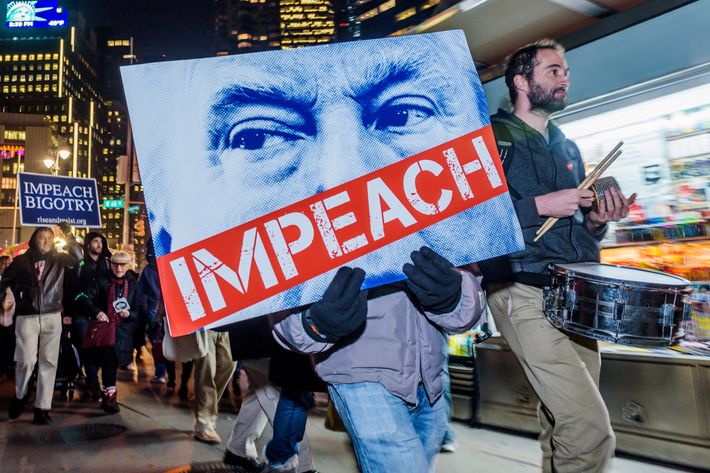 Why Republicans Are Talking So Much About Impeaching Trump