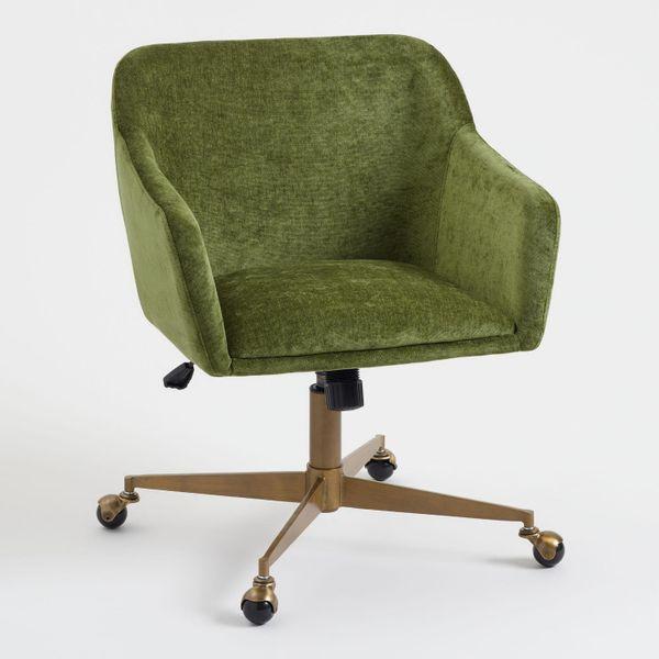 Mid Century Zarek Upholstered Office Chair