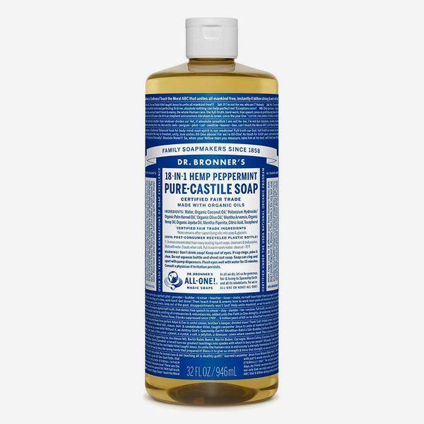 Dr. Bronner's Pure Castile Liquid Soap