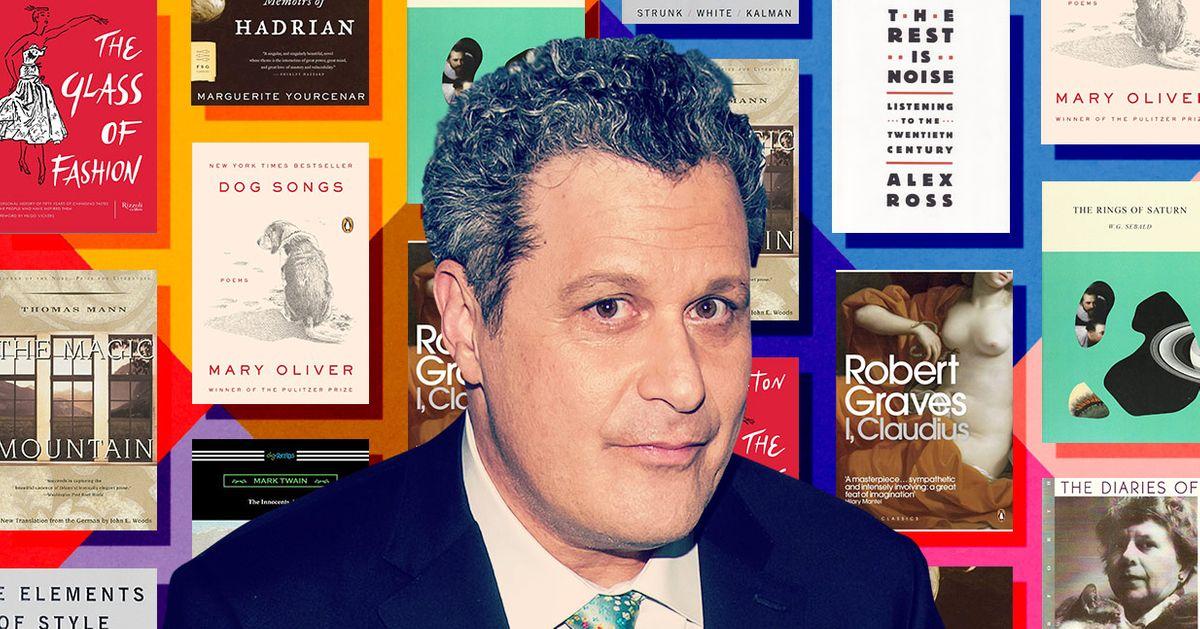 Isaac Mizrahi's 10 Favorite Books